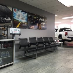 Photo Of Midtown Toyota Chicago Il United States Complimentary Refreshments