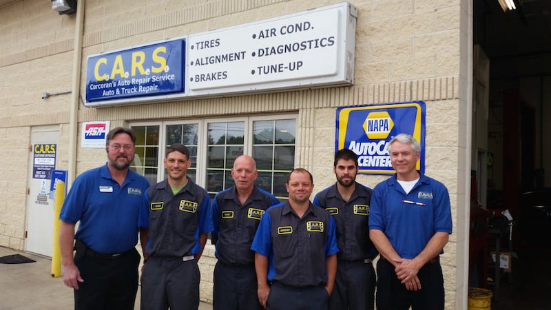 C A R S  Corcoran's Auto Repair Service: 6395 Chittenden Rd, Hudson, OH