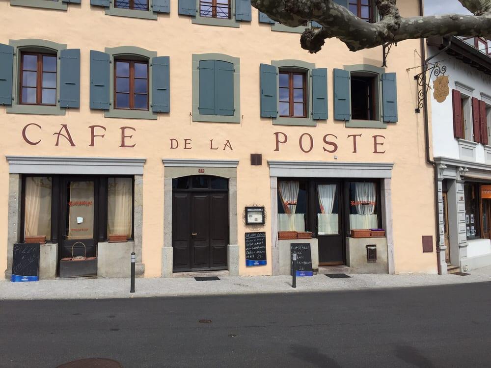 Restaurant de la Poste - Chexbres