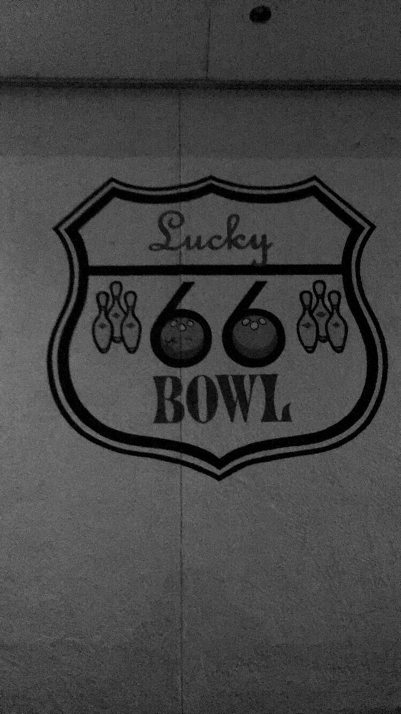 Lucky 66 Bowl: 6132 4th St NW, Albuquerque, NM