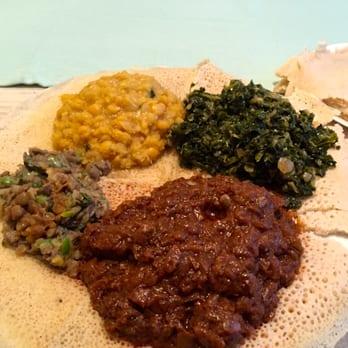 Abay taste of ethiopia ethiopian gasthuisvest 49 for Abay ethiopian cuisine