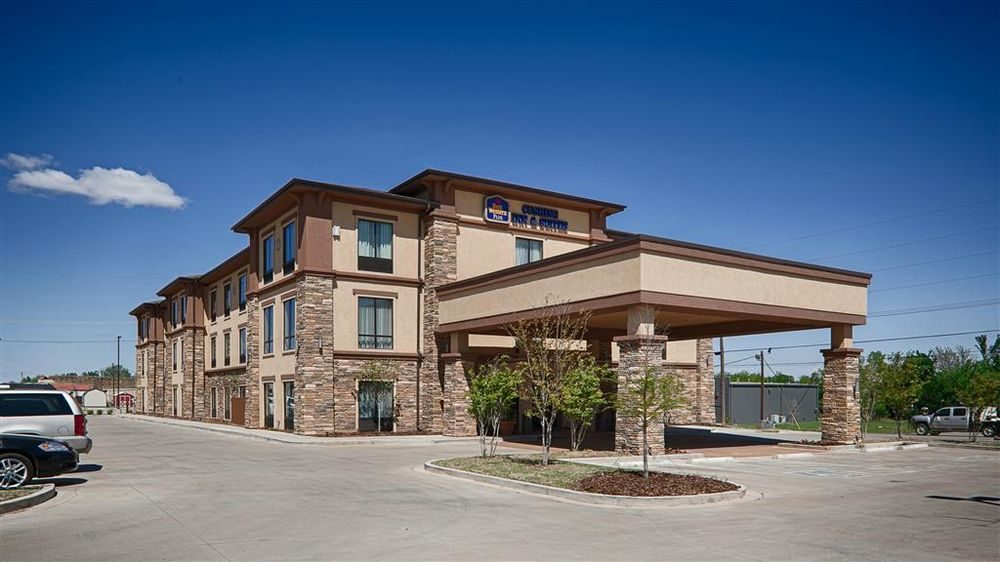 Best Western Plus Cushing Inn & Suites: 508 E Main St, Cushing, OK