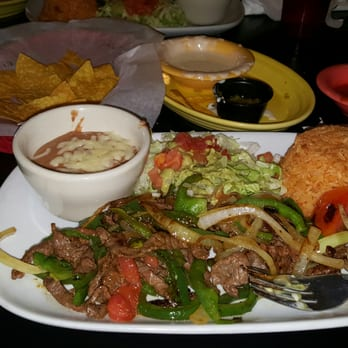 Las Colinas Mexican Restaurant Menu