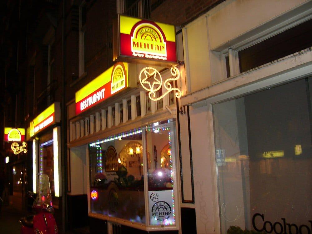 Restaurant Mehtap: Admiraal de Ruijterweg 39, Amsterdam, NH