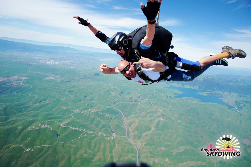 Bay Area Skydiving: 6901 Falcon Way, Byron, CA