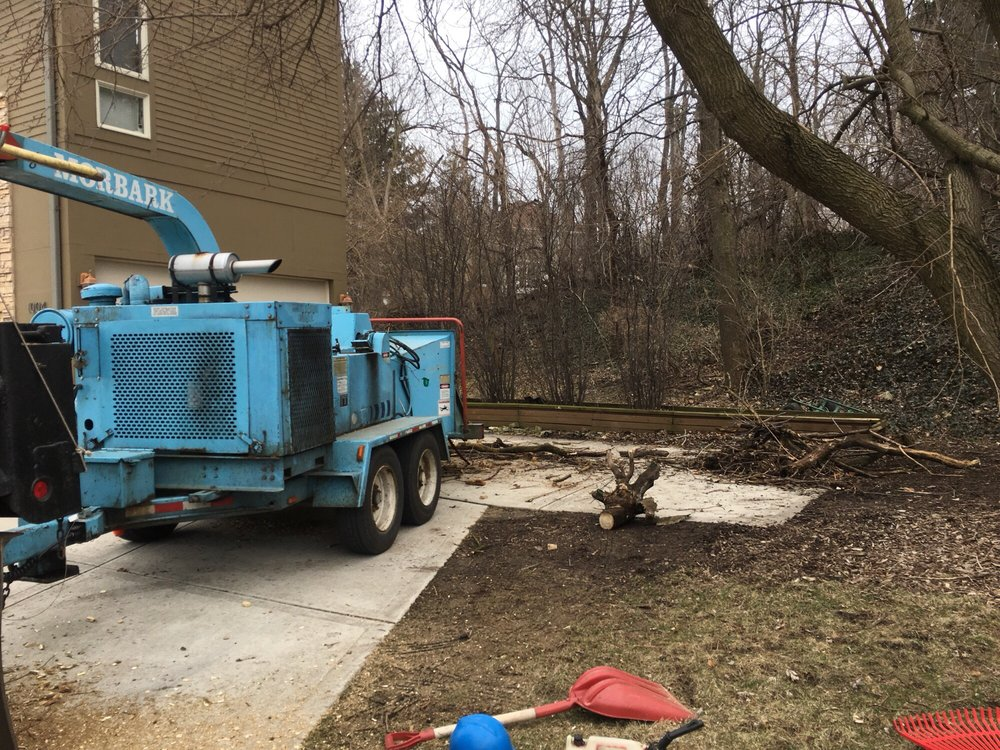 Angeles Landscaping & Tree Services: Aurora, IL