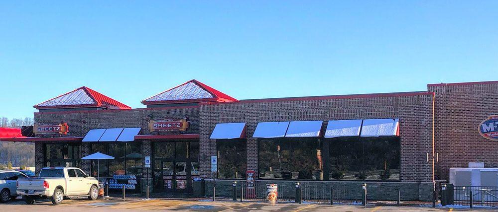 Sheetz: 9894 Shaner Blvd, Huntingdon, PA