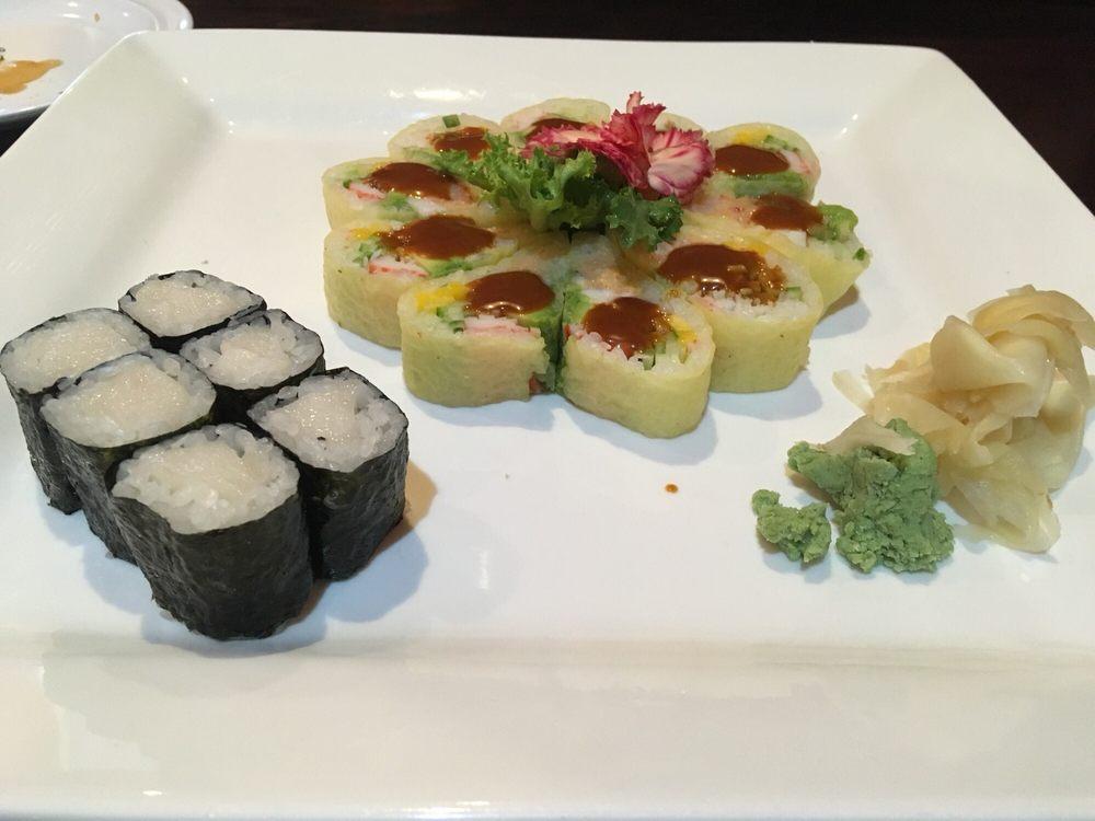 Food from Yamasho Sushi Steakhouse