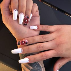 54 Unique and Beautiful 3D Nail Designs To Try Now « Frisuren 2019