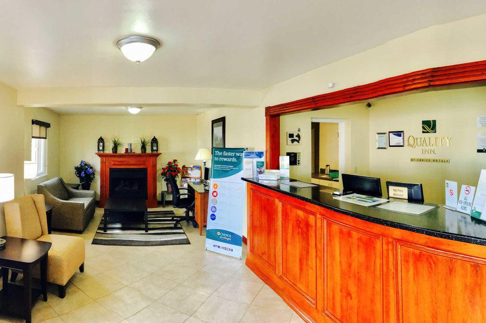 Quality Inn: 590 E Main St, Price, UT