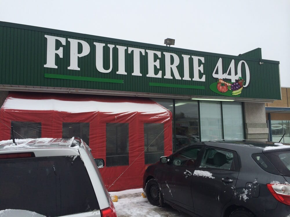 Fruiterie 440 fruits et l gumes 1570 chemin gascon for Club piscine terrebonne chemin gascon