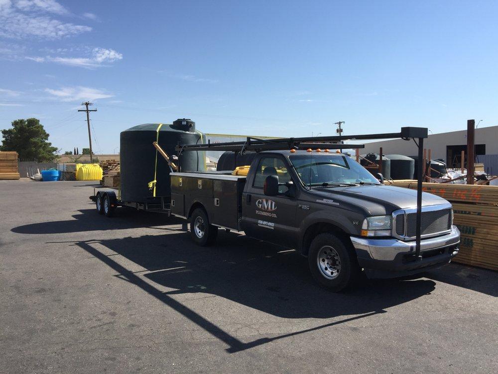 GML Plumbing: 4575 Hualapai Mountain Rd, Kingman, AZ