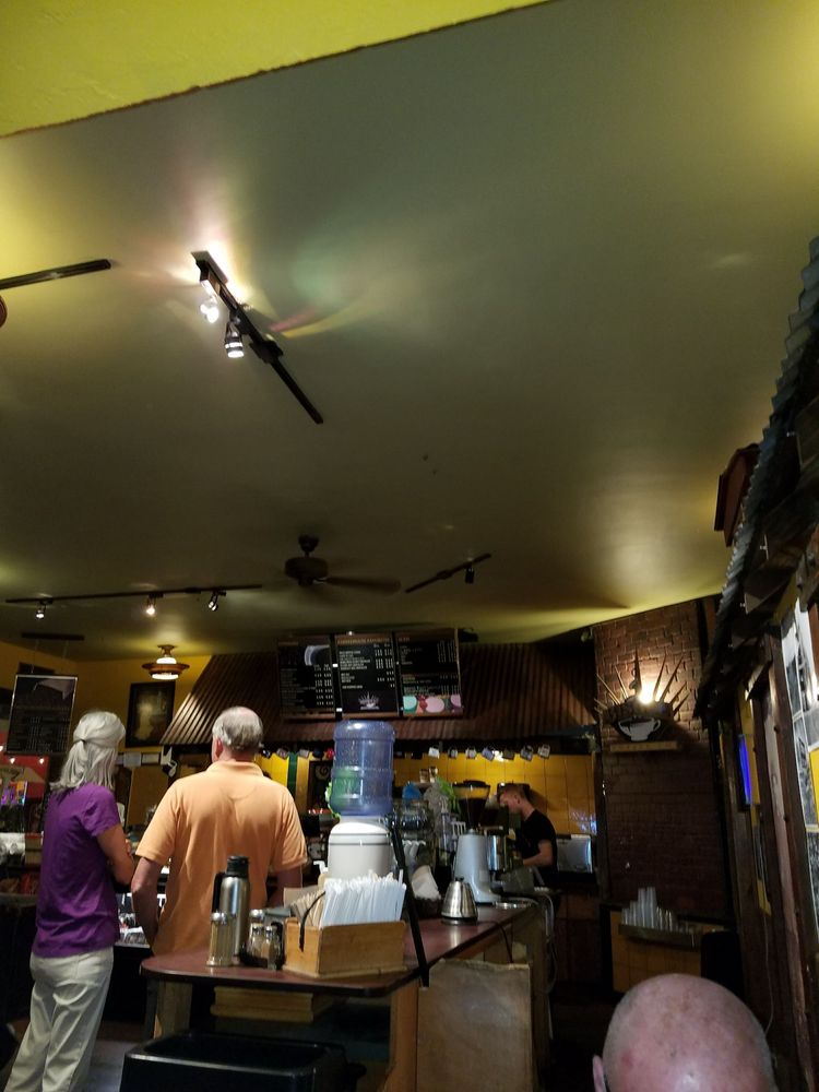Bisbee Coffee Company: 2 Copper Queen Plz, Bisbee, AZ