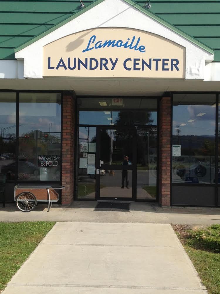 Lamoille Laundry Center: 65 Northgate Plz, Morrisville, VT