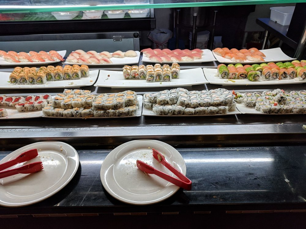 Crazy Buffet & Grill: 1745 Parkview Dr, Chesapeake, VA