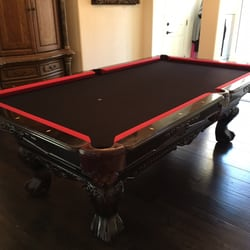 Merveilleux Photo Of Pool Table Pros   Pleasanton, CA, United States. Installed