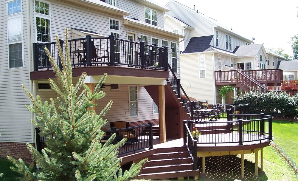2 story deck yelp for 2 story deck