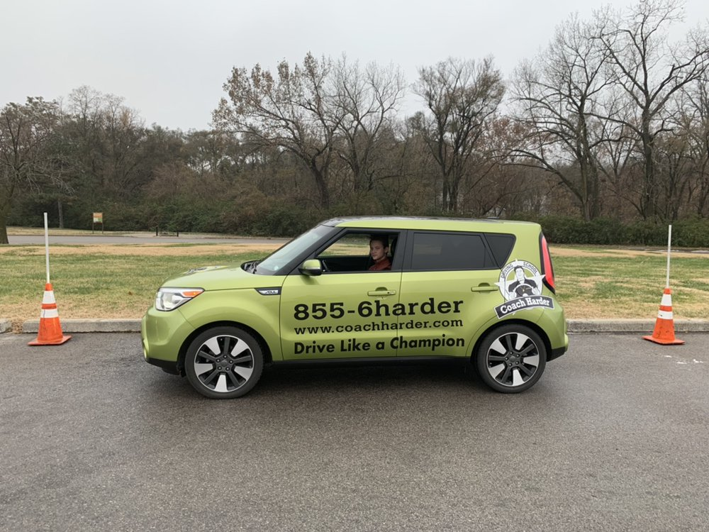 Coach Harder Driving School: 11710 Adminstration Dr, St Louis, MO