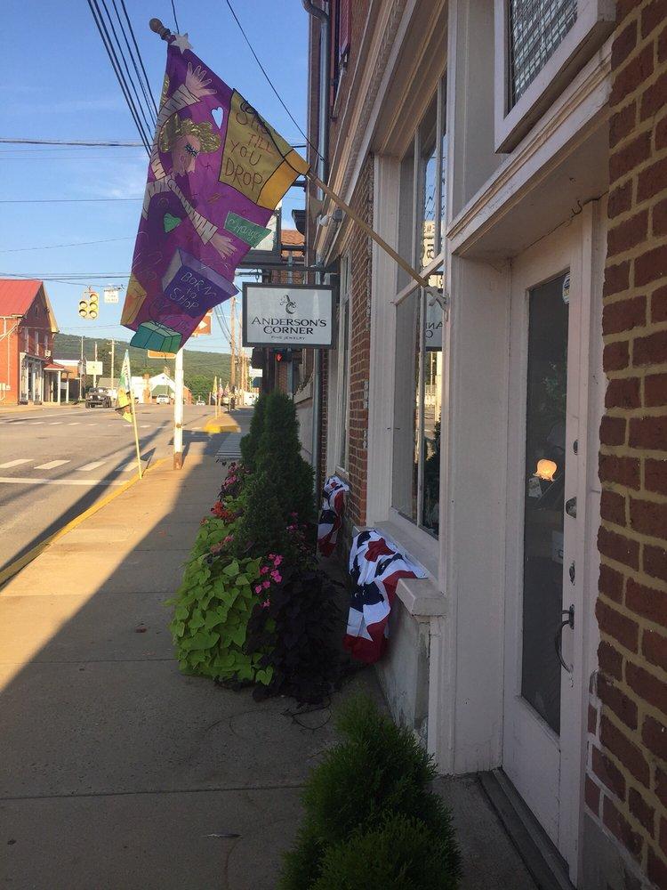 Anderson's Corner: 8 W Main St, Romney, WV