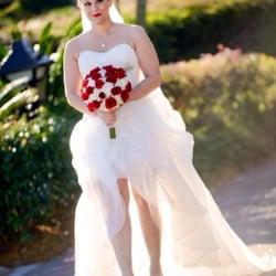 Photo Of Venturau0027s Bridal Fashions   Houston, TX, United States. Short Dress  For