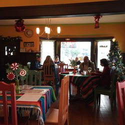 Photo Of Las Margaritas Tillamook Or United States Festive Interior