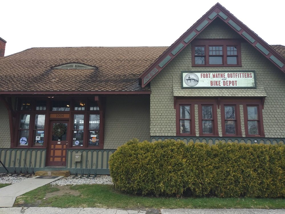 Fort Wayne Outfitters & Bike Depot: 1004 Cass St, Fort Wayne, IN