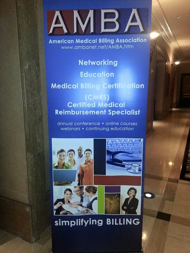 American Medical Billing Association Educational Services 2465 E