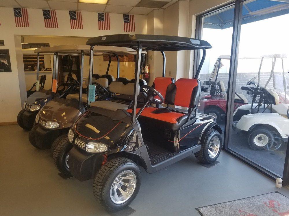 Gateway Golf Cars: 8965 Veterans Memorial Pkwy, O Fallon, MO