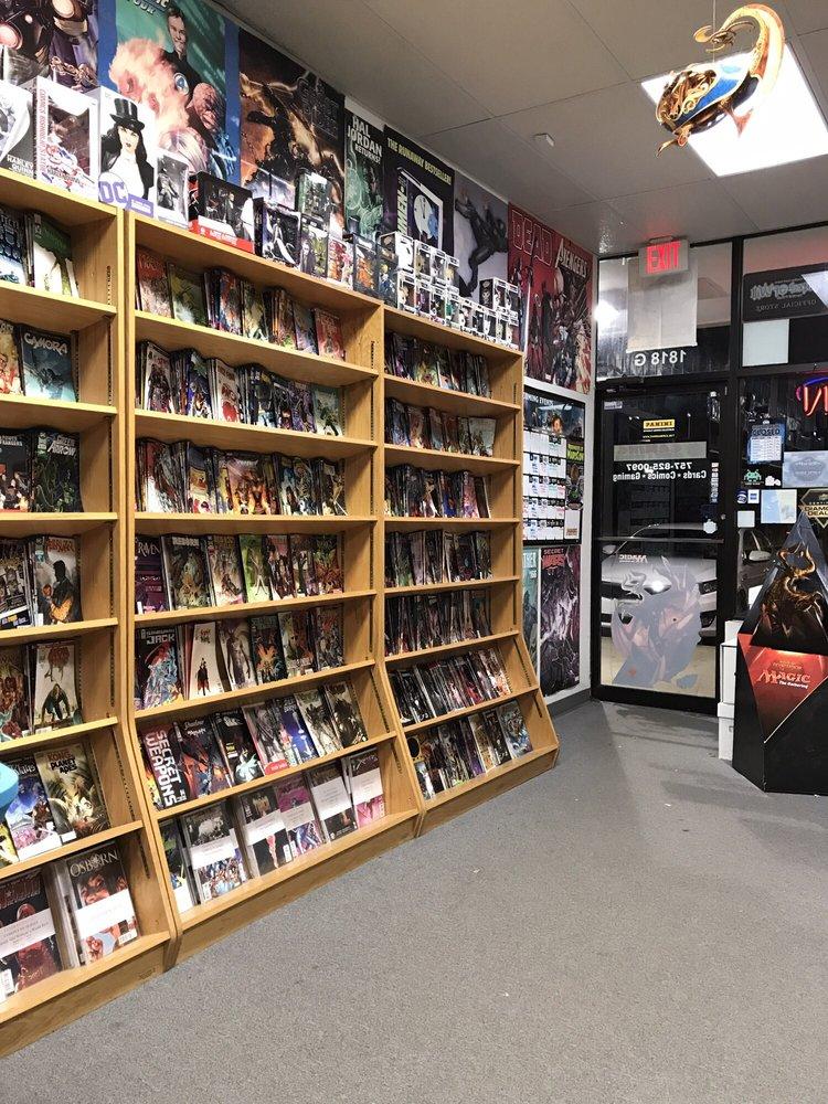 Photos For Jersey S Cards Amp Comics Yelp