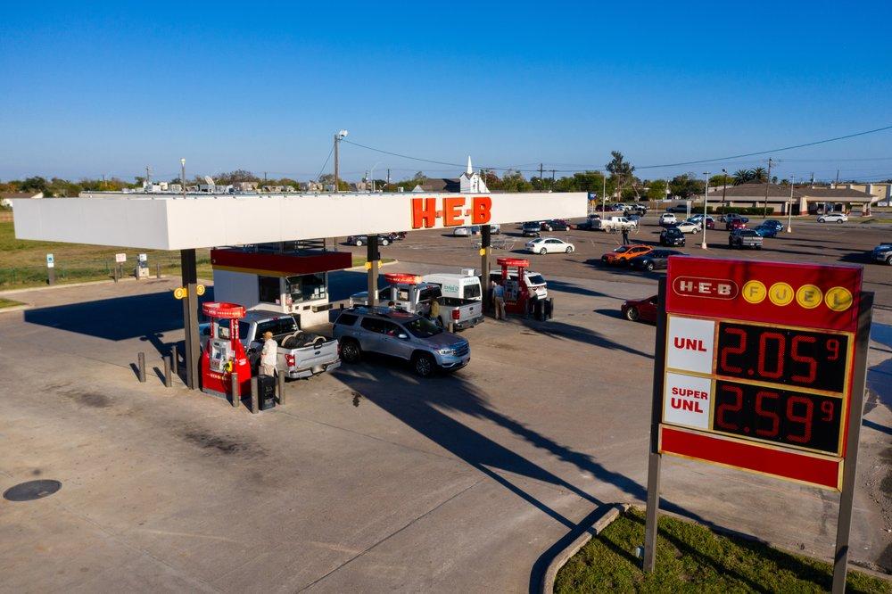 H-E-B: 2616 W Hwy 361, Ingleside, TX