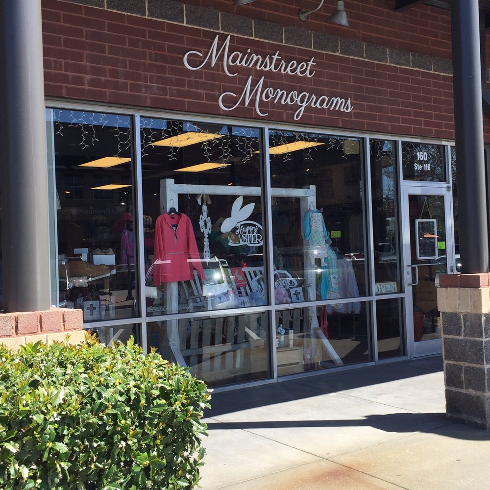 Mainstreet Monograms and More