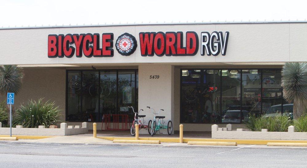 Bicycle World RGV Corpus Christi: 5439 Everhart Rd, Corpus Christi, TX