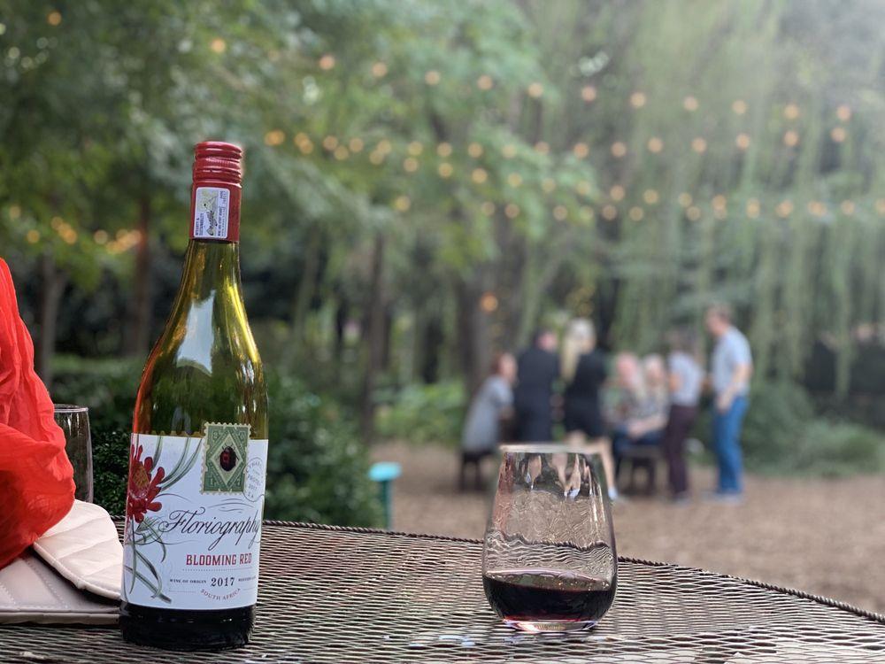 Rosie's Coffee & Wine Garden: 940 N Davidson St, Charlotte, NC