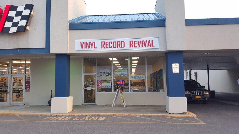 Vinyl Record Revival: 6515 Brockport-Spencerport Rd, Brockport, NY