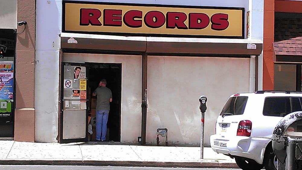 Val Shively R&B Records: 49 Garrett Rd, Upper Darby, PA
