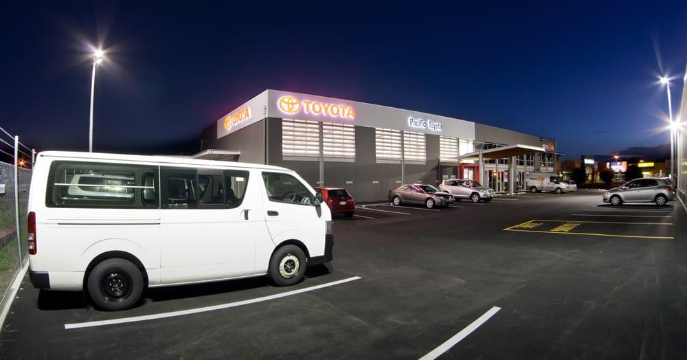 Toyota Car Servicing Centre Near