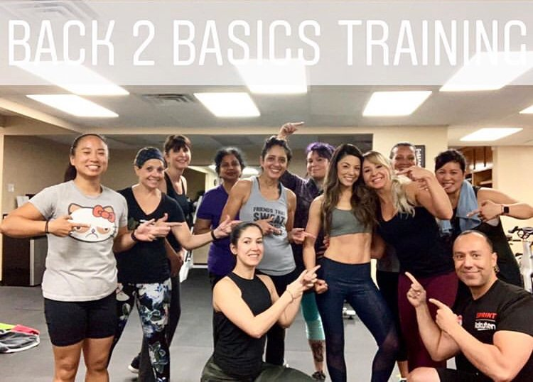 Back 2 Basics Training