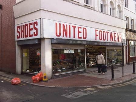 Shoe Shops In Oldham