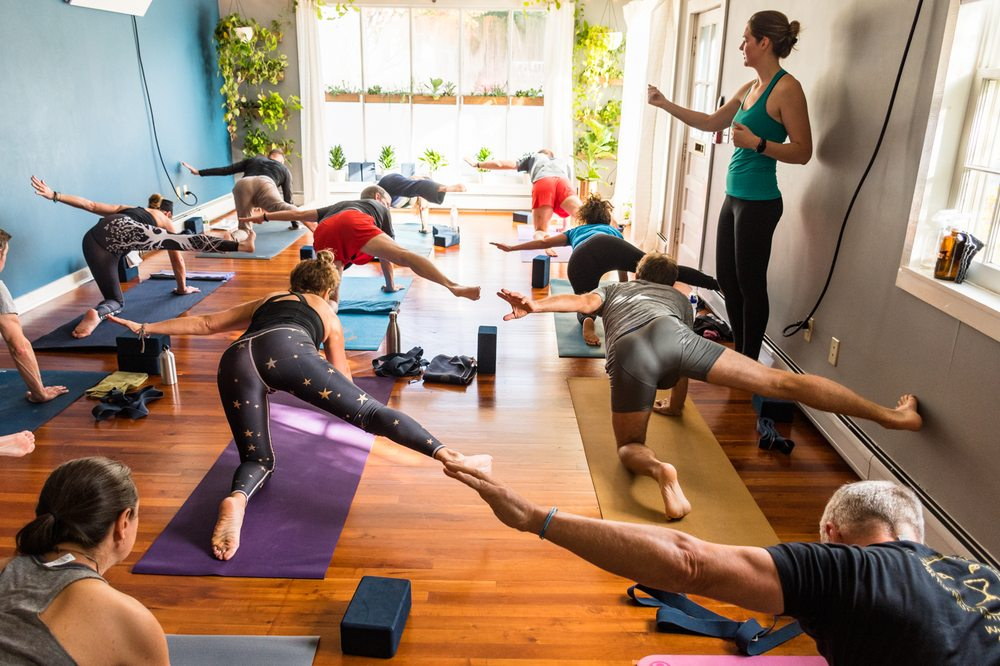 Social Spots from Greenhouse Yoga