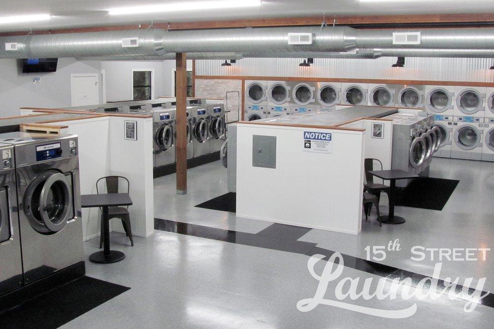 15th Street Laundry: 1147 W 15th St, Auburn, IN