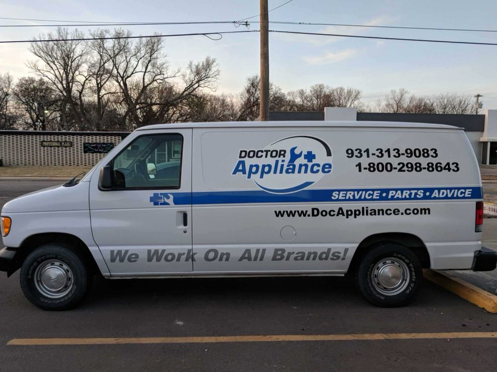 Doctor Appliance: Estill Springs, TN