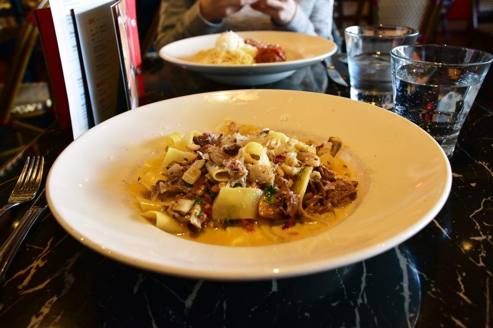 Trattoria kitchen 139 photos 195 reviews italian for Italian kitchen menu vancouver