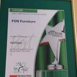 Awesome Photo Of FOS Furniture   Lehigh Acres, FL, United States. Winner 2014  Certificate