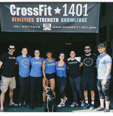 CrossFit 1401 1401 Elizabeth Ave West Palm Beach, FL Health Clubs & Gyms -  MapQuest