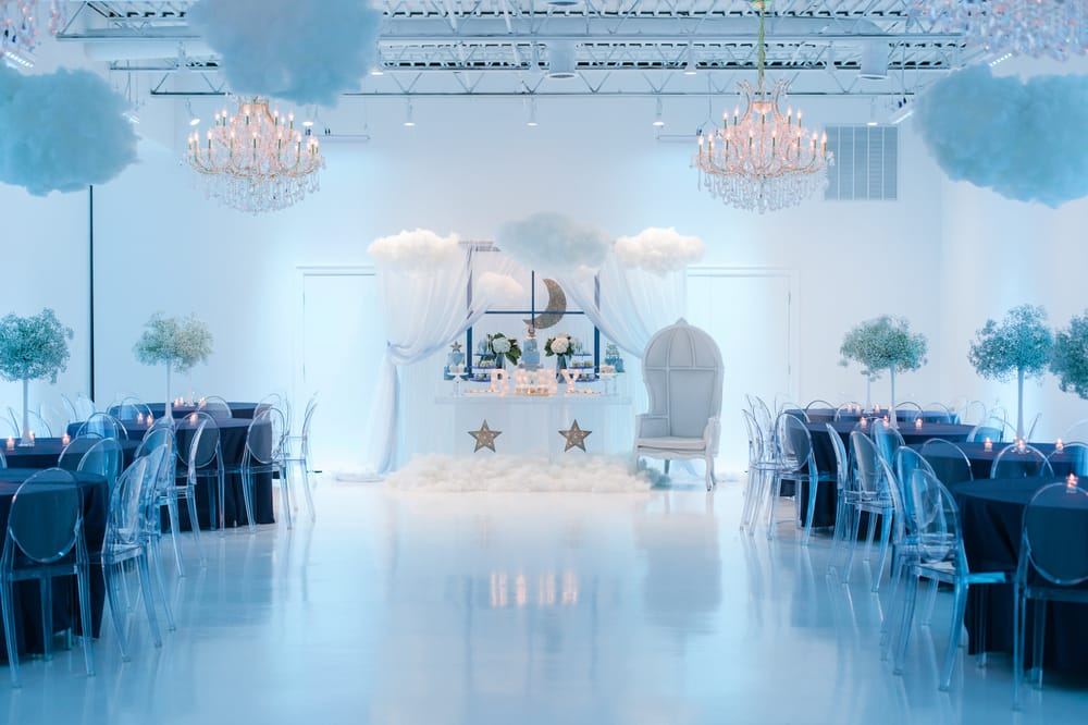 Exceptional Photo Of Lights On Kent   Brooklyn, NY, United States. Baby Shower Venue
