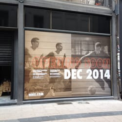 20f06f3399c Nike - 29 Photos - Sporting Goods - Rue Neuve 54, Martyrs, Brussels ...