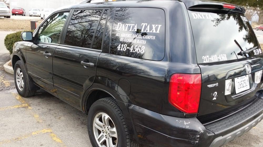 Datta Taxi & Charter: 703 W Stoughton St, Urbana, IL