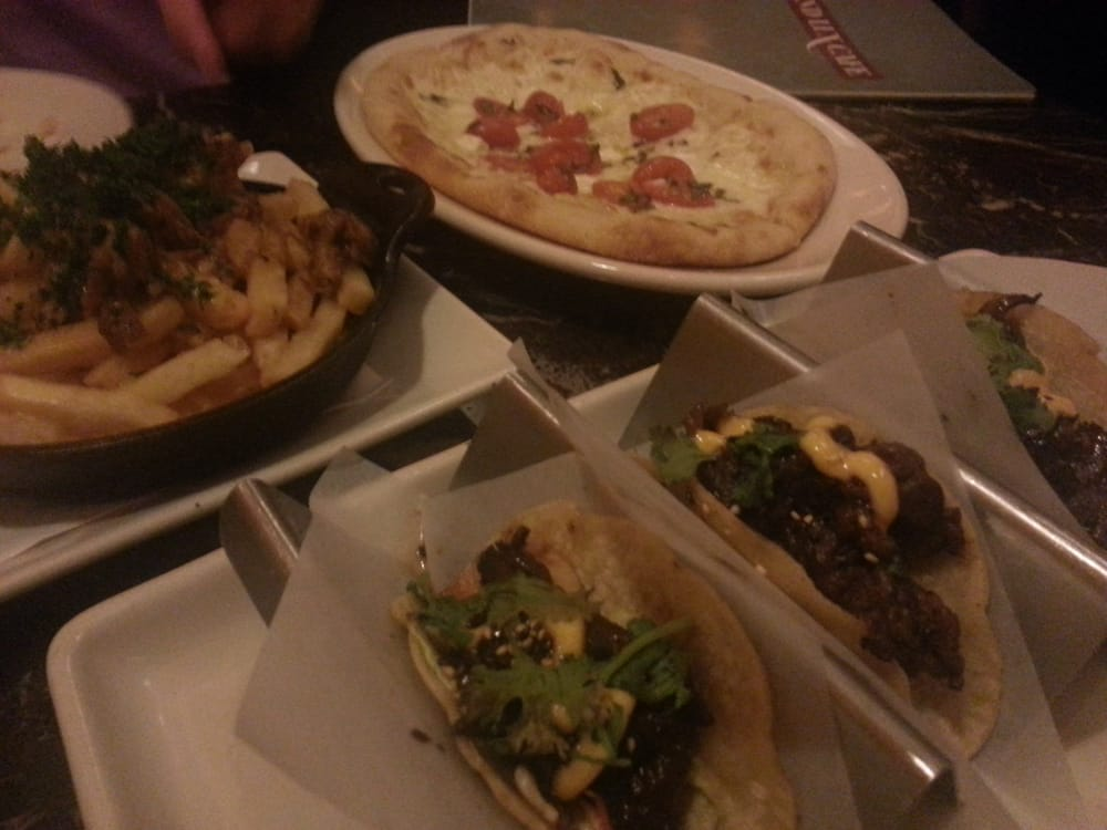 Kobe Beef Tacos Margarita Pizza Fries Yelp