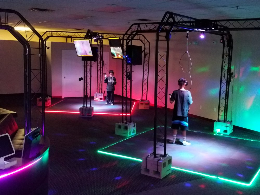 Virtual Reality Arcade: 23168 St Francis Blvd NW, Saint Francis, MN
