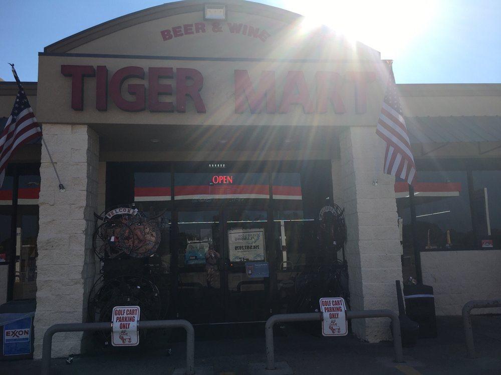 Tiger Mart: 10898 Co Rd 4022, Kemp, TX